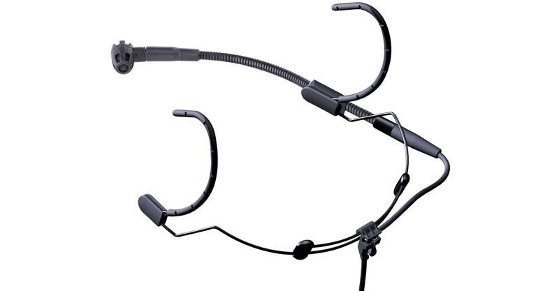 AKG C520 Professional Head-Worn Condenser Microphone With Standard XLR Connector