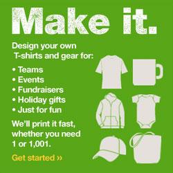 Make merchandise