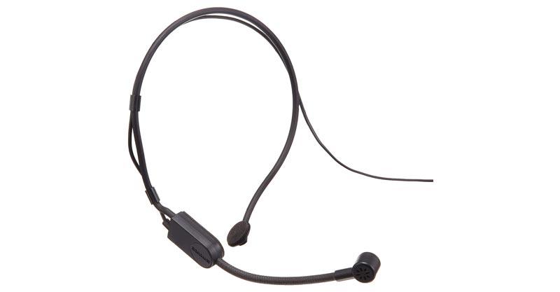Shure PGA31 Performance Headset Condenser Microphone