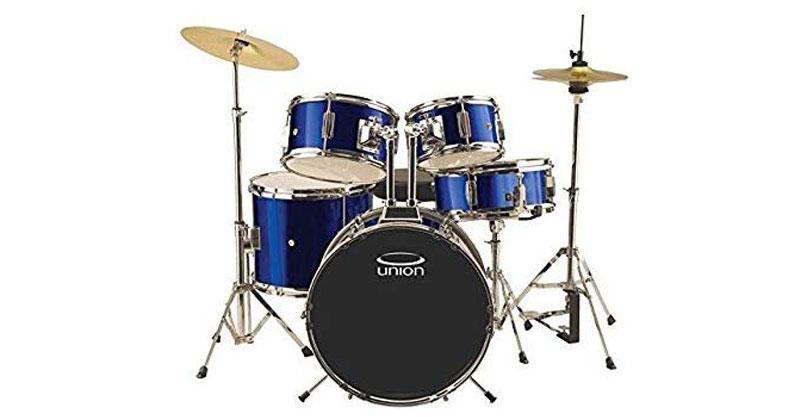 Union DBJ5052(DB) 5-Piece Junior Drum Set