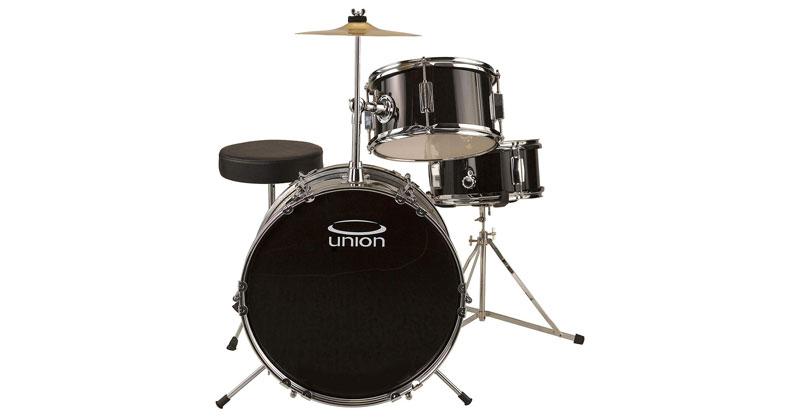 Union UJ3 3-Piece Junior Drum Set